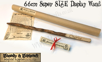Big Harry Potter Style Display Wizard Wand Set £16.50